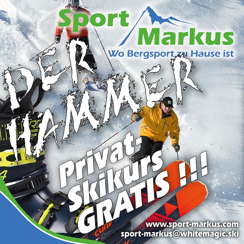 Privat Skikurs gratis!